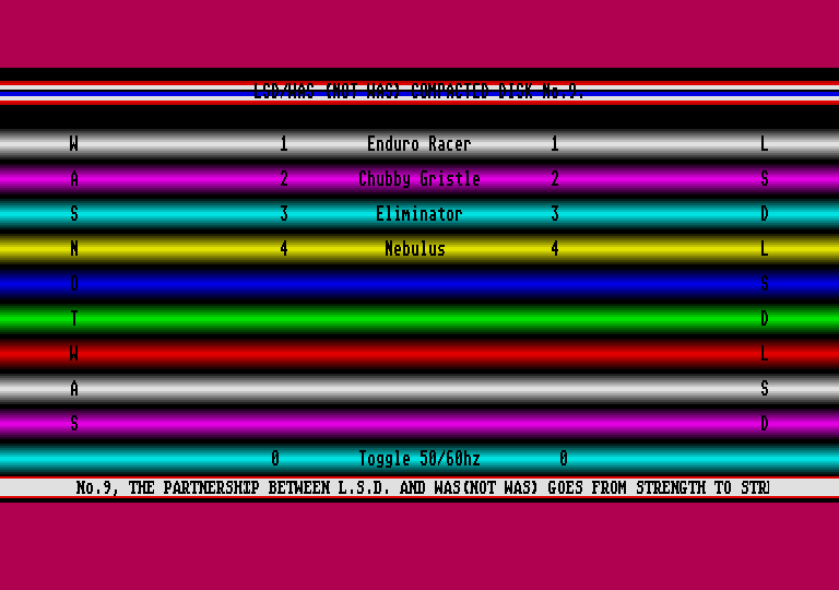 screenshot from disc 009v1