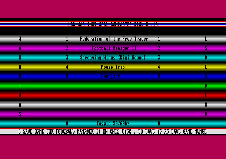 screenshot from disc 016v1
