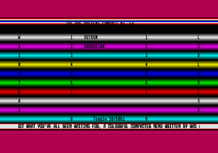 screenshot from disc 064v1