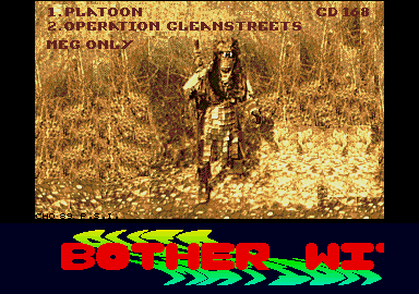 screenshot from disc 168