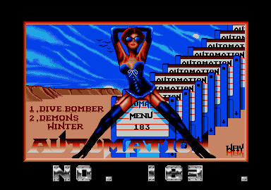 screenshot from disc 183