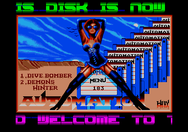 screenshot from disc 183v3