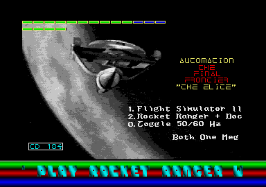 screenshot from disc 184