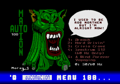 screenshot from disc 188