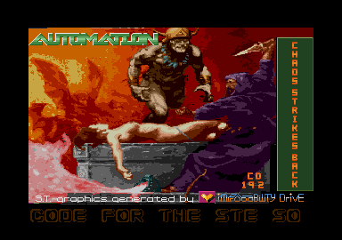 screenshot from disc 192v2