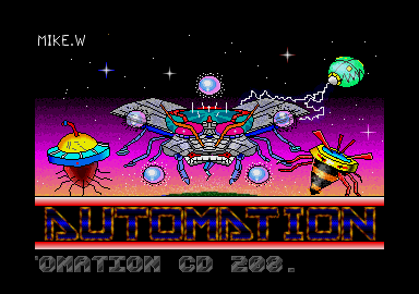 screenshot from disc 208