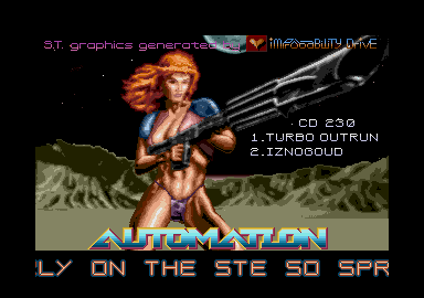 screenshot from disc 230v2
