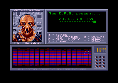 screenshot from disc 384