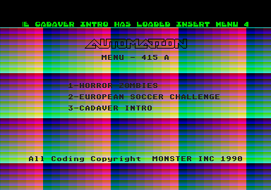 screenshot from disc 415a