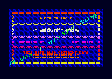 screenshot from disc 100e