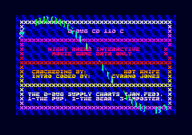 screenshot from disc 110c
