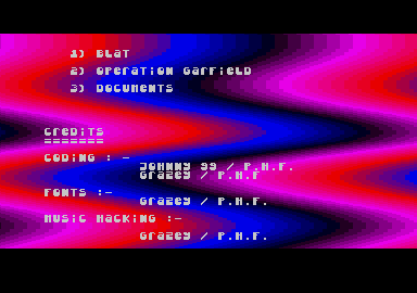 screenshot from disc 168v1