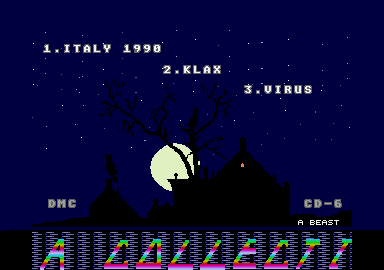 screenshot from disc 006