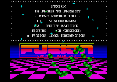 screenshot from disc 198