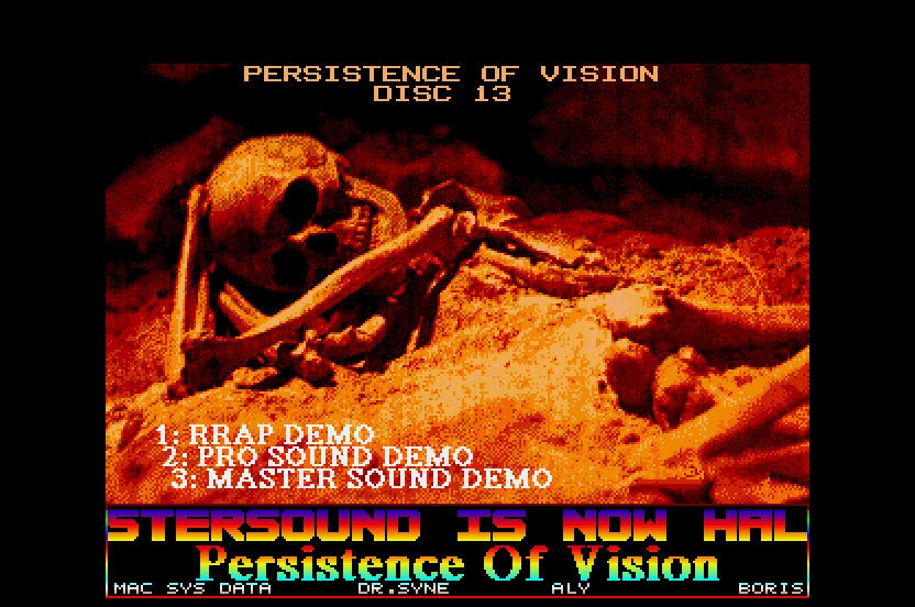 screenshot from disc 013v2