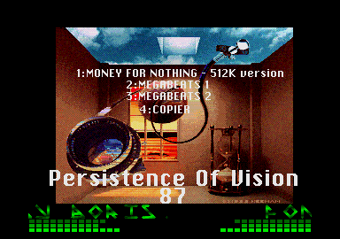screenshot from disc 087