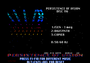 screenshot from disc 116