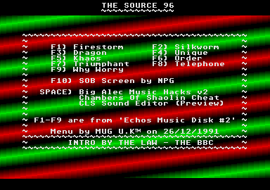The Source DC 001 - 125