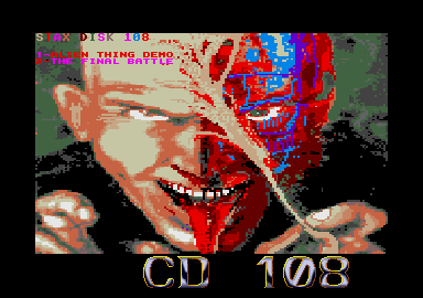 screenshot from disc 108
