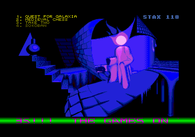 screenshot from disc 118
