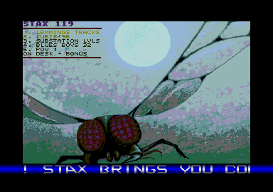 screenshot from disc 119