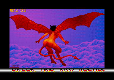 screenshot from disc 120