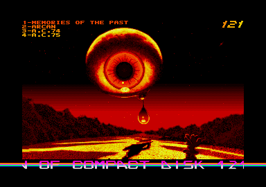 screenshot from disc 121v2