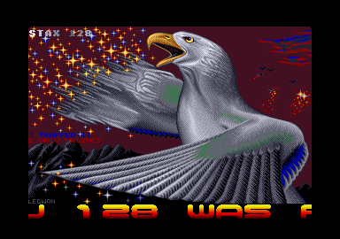 screenshot from disc 128