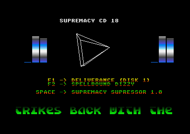 screenshot from disc 018